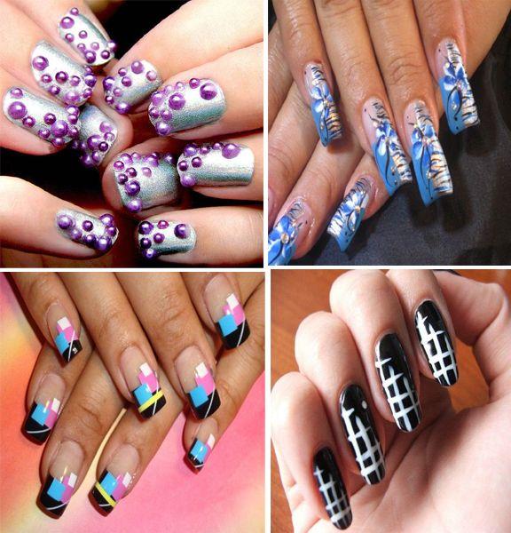 26 fine really cool nail art ledufa impactful really cool nail art 17 amid inspiration article prinsesfo Choice Image