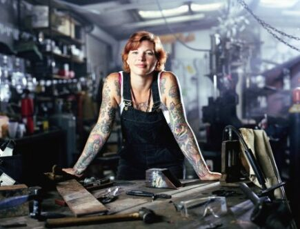 body art in the workplace Society has become pretty open minded when it comes to diversity and personal expression in the workplace body art, such as tattoos, wild hair colors and piercings, have become common, especially with a younger workforce taking personal expression to new levels.