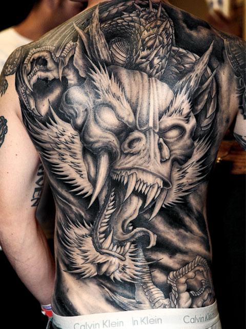 Tattoo designs for halloween