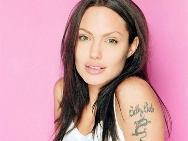 angelina-jolie-billy-bob-tattoo-with-dragon-tattoo-527466666