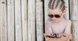 tattoo for kids