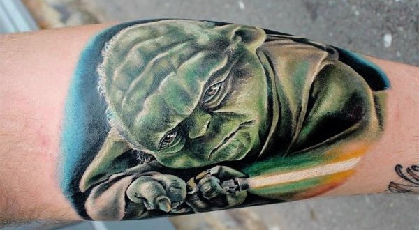 Yoda from Star Wars