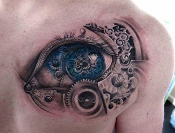 Chest Eye