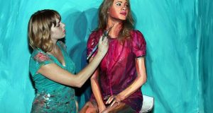 Complete body paint