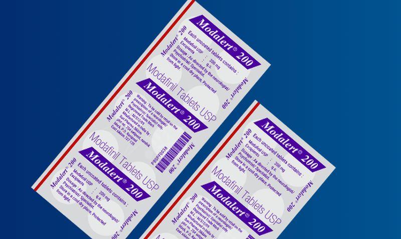The Modafinil drug